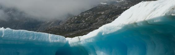 Billede fra Grønland - isbjerg mv