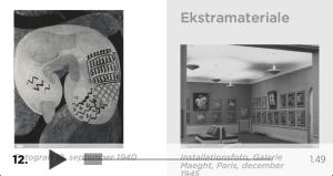 Screenshot Matisse - drømmen